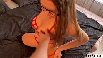 My First Creampie - He Destroyed My Pussy With His Big Cock