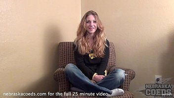 mckenzie first time ever naked on camera shy and hot blonde