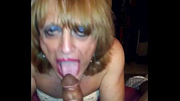 Missy's 1st BBC sucking video. Any want to help make more.