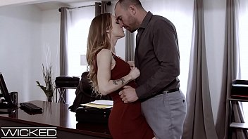 Wicked - Teacher Gives In To Temptation, Fucks Student On Desk