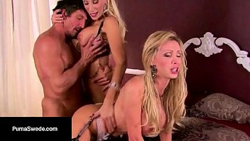 Cum Swappin Duo Puma Swede And Nikki Benz Get Fucked Together