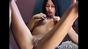 Salacious brunette Sumi gets fucked senseless 5分钟