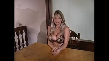 Beautiful Blue Eyed Babe Vicky Vette Gets A Warm Load All Over Her Pretty Face