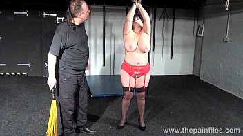Busty Bbw Andreas Hardcore Breast Whipping And Extreme Amateur Bdsm Of Punished