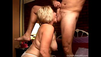 Old mother sucks sons cock - Kinky old spunker licks his asshole and sucks his cock