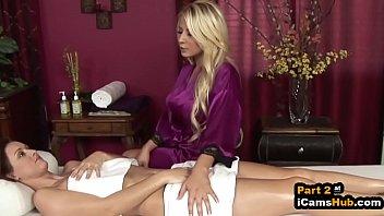 Desirous Matches In The Massage Rom Lesbian Sex