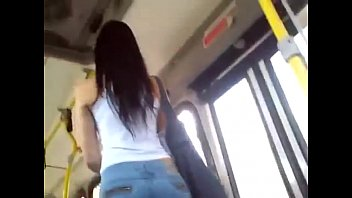 tail on the bus
