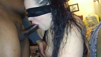 cheating BBC slut getting a late night visit from random CL BBC