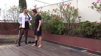 Ania Kinski naughty physical therapist 32 min