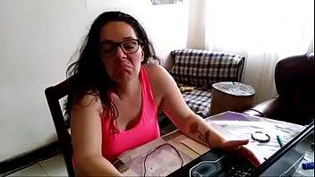 Laura sin bragas