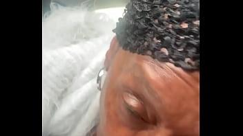 Mid day granny head