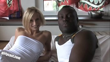 First BBC (Big Black Cock) for the sweet Nadine thumbnail
