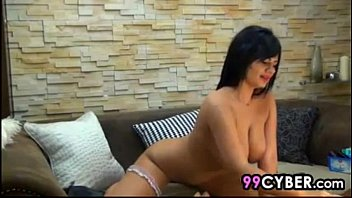 Sexy And Busty Web Cam Slut