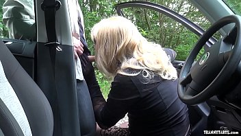 Outdoor and dogging escapades with our t-girls