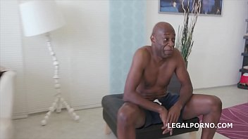 5on1 Interracial Extreme DAP Balls Deep Anal for Bree Haze thumbnail