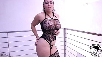 Sexy latinas com Big ass latin pornstar in sexy lingerie taking twerking and taking big cock with facial carmela clutch