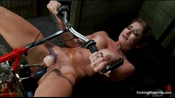 Milking machine incredible orgasm Felony extreme machine orgasm