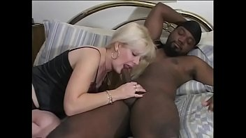 Black ganster found comparatively easy way to strip lone mature women  like Skye Hamil of money