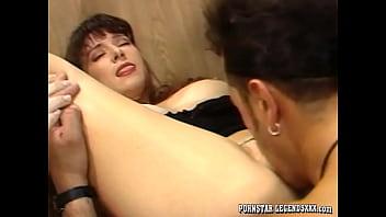 Big ass busty MILF Gina Rome takes hard dick doggystyle