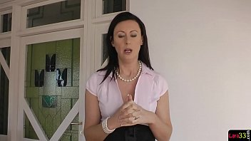 Spanked Les Milf Fingered By Petite Teen
