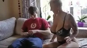 Mature british free vids - Busty step mom fucked by sons friend