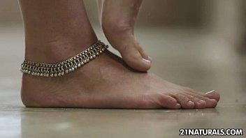 Shakti erotic art - Ananta shakti - toe talent