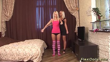 hot stepsisters real flexi doll fun