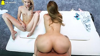 Hot Teen Learns From Bubble Butt Babe video