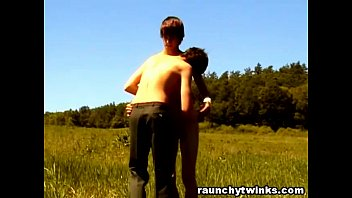 Gay teenage boys blowjob videos - Teen boys play on the fields
