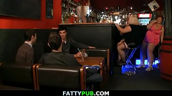 Horny fat women get dirty at party