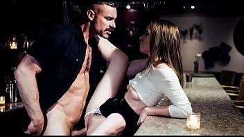 Petite Waitress Seduces Her Married Boss! Jill Kassidy & Charles Dera – Full Movie On FreeTaboo.Net