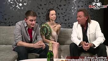 Deutsches Junges Paar Beim Amateur Porno Casting