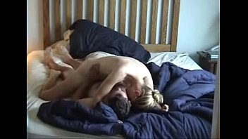 Passionate Blonde Loves Being On Top