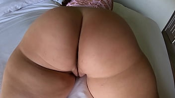 Big Ass Booty Worship with a Special Suprise!
