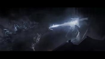 Godzilla Atomic Breath