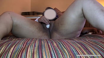 Bbw modeling Lola mexican butt play and sucks