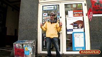 German Milf Photographer casting a BBC