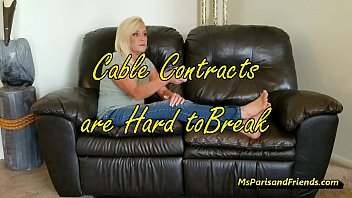 Cable Contracts are Hard to Break