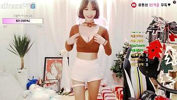 Asian winter coat - Bj winter sexy dance 4