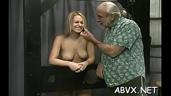 Large tits hotties extreme thraldom play...