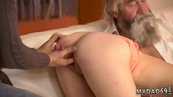 Young couple old orgy xxx Unexpected experience with an older