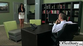 Busty Office Girl (jaclyn taylor) Bang Hard Style At Work clip-15