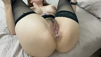 jesussanchezx ends up liking the porn that pamela Sánchez usually watches hentai with those typical moans and so exciting that they end up in an internal cumshot inside her pussy making a creampie