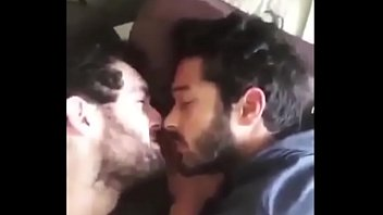 Hot Gay Kiss Between Two Indians   gaylavida.com
