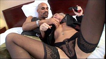 Mature Milf Taking A Big Black Cock In Hot Mom Porn Video