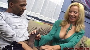 Wife first surprise black cock - Cheating wife gets first black cock