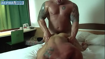 Forcefuck by a big muscular daddy