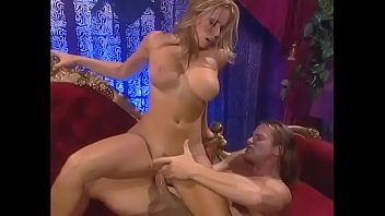 Fan of urban stories likes to put the frighteners on  his gorgeous blonde girlfriend with big knockers Pandora Dreams