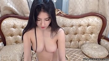 Petite Asian amateur has private webcam milf hardcore