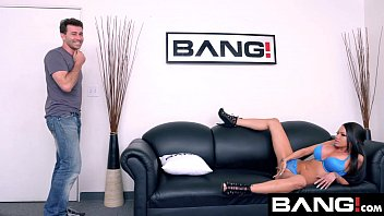 BANG Casting: Raven Bay Straight A Slut Tripple D Tits 11 min